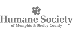 Humane Society of Memphis & Shelby County Logo
